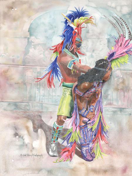 21. Crucian Carnival Series Xxi Art | Michele Tabor Kimbrough