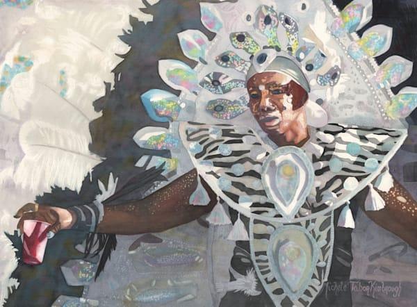 27. Crucian Carnival Series Xxvii Art | Michele Tabor Kimbrough