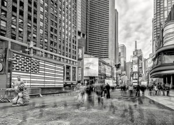 Times Square  Photography Art | Alina Marin-Bliach Photography/alinabstudios LLC