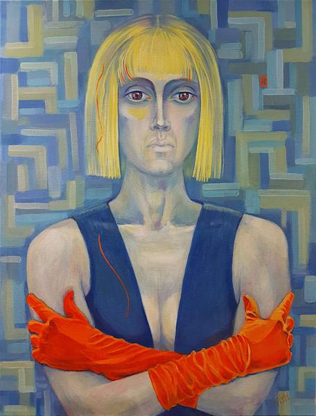 Rush Of Gloves / Waiting For Love Art | Art Impact® International Inc