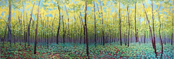 Receding Wood by Mark Granlund