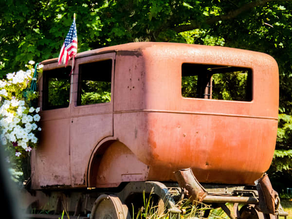 Old American Car Photography Art | Lake LIfe Images
