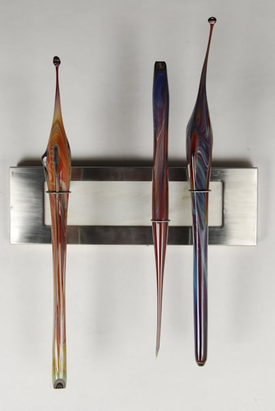Variations And Mutations, Enoka | Ed Pennebaker, Red Fern Glass