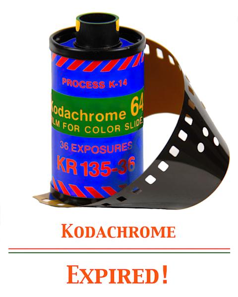 Kodachrome Expired poster
