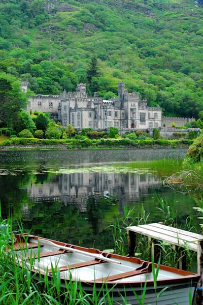 Kylemare Abbey Near Galway, Ireland Photography Art   RAndrews Photos