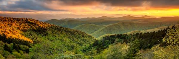 Golden Peaks  Art | Red Rock Photography