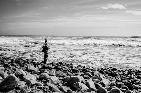 Montauk Fisherman Photography Art   Nick Levitin Photography