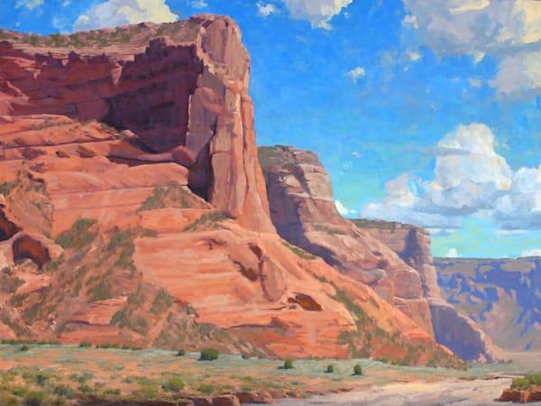 Under The Navajo Sun Art | Diehl Fine Art