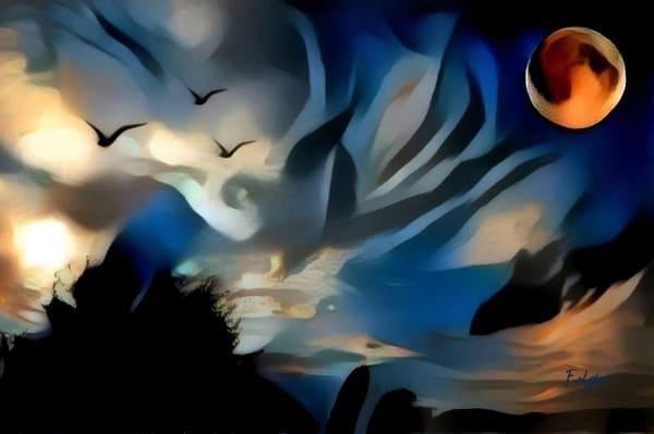Night Flight Dreaming Art | Jacob Folger Artist