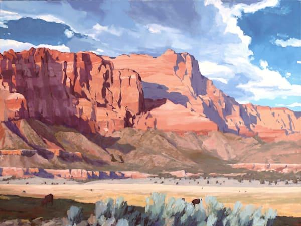 South Of Zion Art | Diehl Fine Art