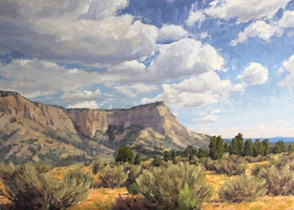 Clouds And Mesas Art | Diehl Fine Art
