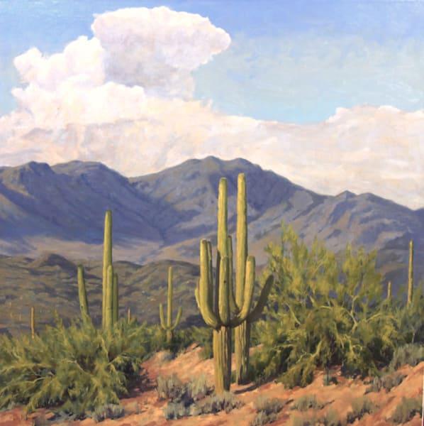 Sonoran Foothill Art | Diehl Fine Art