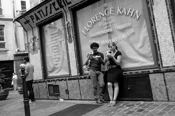 Paris   Ice Cream Photography Art   Nick Levitin Photography