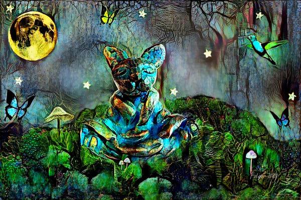 Celestial Zen Art | Jacob Folger Artist