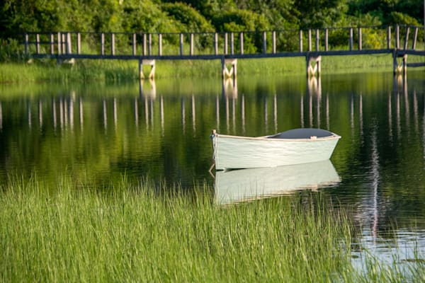Calm Reflections Photography Art | The Colors of Chatham