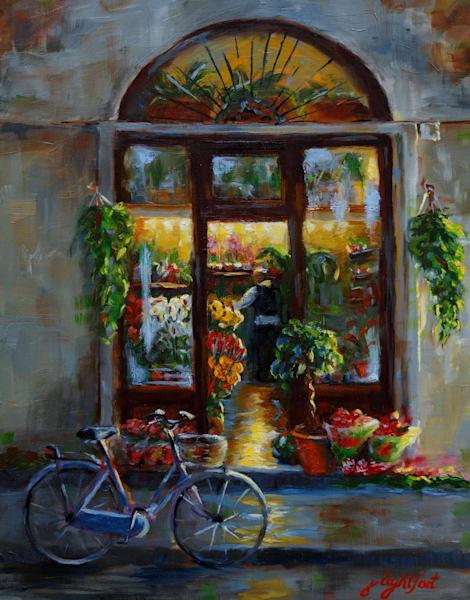 Casa Dei Fiori Art | Jamie Lightfoot, Artist