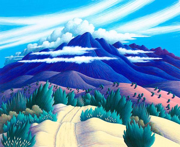 North Road Art   Fine Art New Mexico