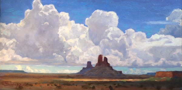 Navaho Monsoon Art | Diehl Fine Art