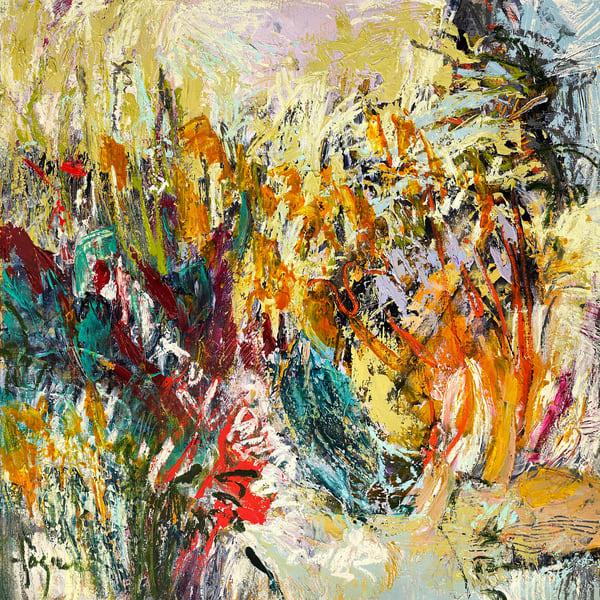 Primal Flame Art | Dorothy Fagan Joy's Garden