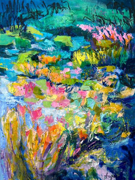 Dream'd A Wish, Sacred Ii Art | Dorothy Fagan Joy's Garden