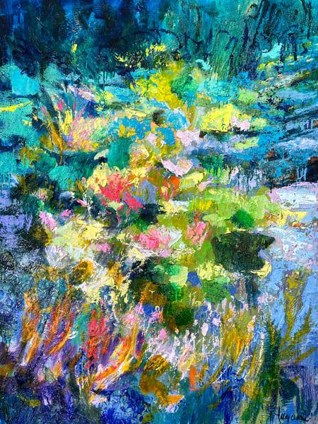 Dream'd A Wish, Sacred I Art   Dorothy Fagan Joy's Garden