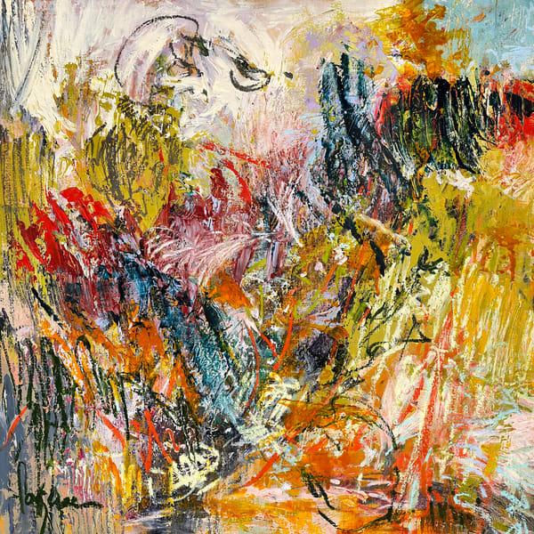 Bright Star Art | Dorothy Fagan Joy's Garden