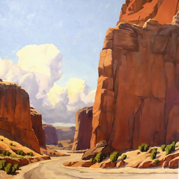 Land Of Giants Art | Diehl Fine Art