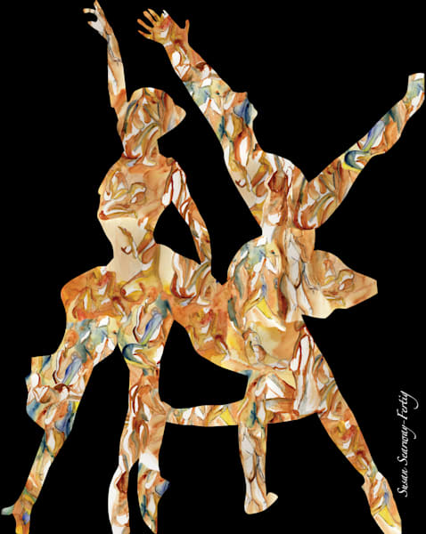 Flowing Strength Art   Susan Searway Art & Design