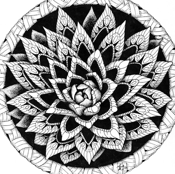 """Escher Art   Kristin Moger """"Seriously Fun Art"""""""
