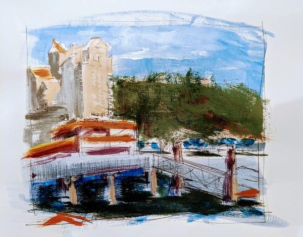 The Coeur D'alene Resort  Art | Lindsey Davis Johnson Fine Art