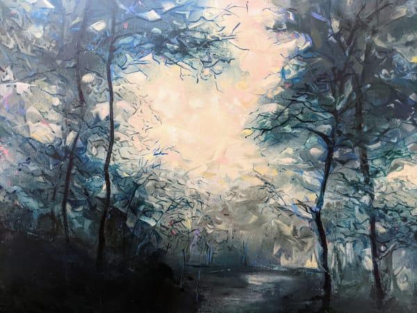 Electric Forest  Art | Lindsey Davis Johnson Fine Art