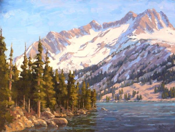 Mountain Lake Art   Diehl Fine Art