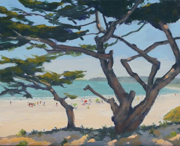 The Beach Beyond Art | Diehl Fine Art