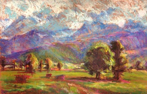 Big Sky Art | Lindsey Davis Johnson Fine Art