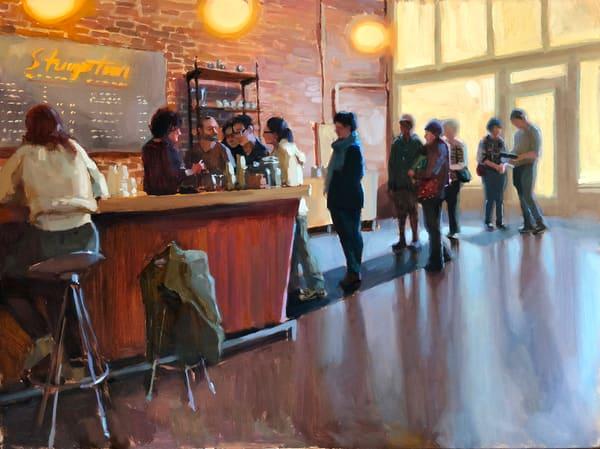 Coffee Shop Art | Diehl Fine Art