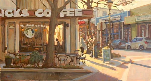 Corner Light Art   Diehl Fine Art