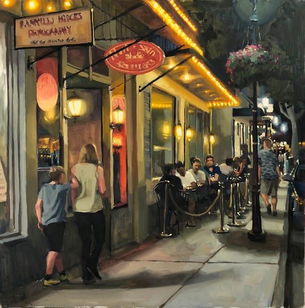 Evening Outing Art | Diehl Fine Art