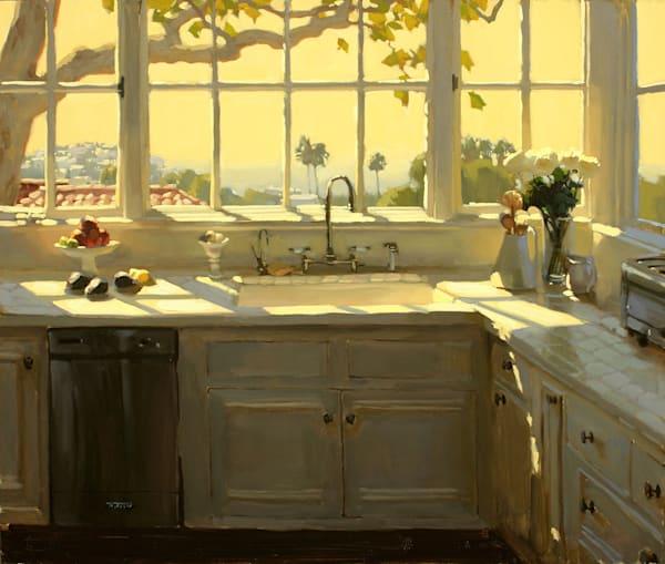Everything And The Kitchen Sink Art   Diehl Fine Art