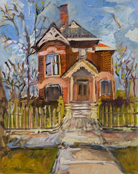 .N 3rd St, Dekalb, Il | Erika Stearly, American Artist