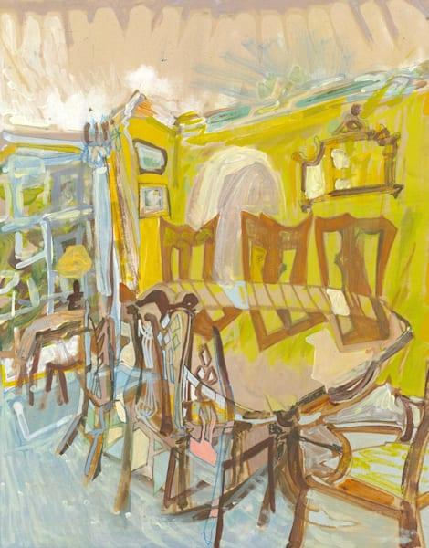 .Dorrington Priory | Erika Stearly, American Artist