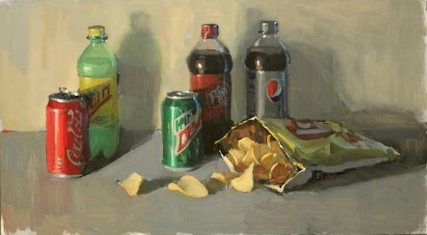 Junk Food Junkie Art | Diehl Fine Art