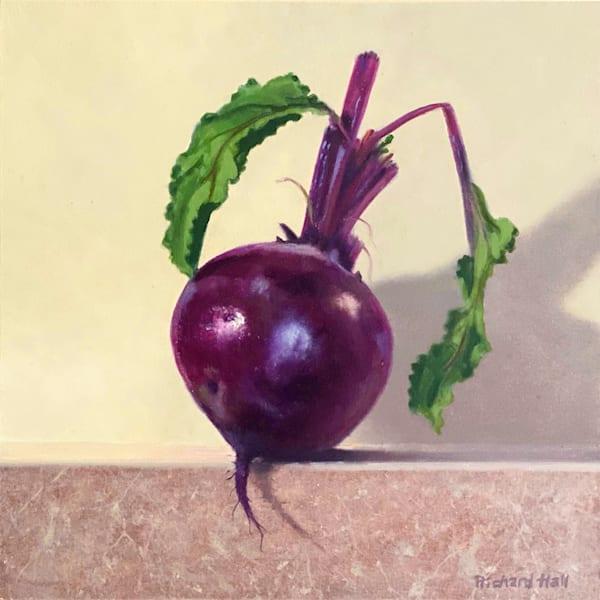Red Beet Art | Richard Hall Fine Art