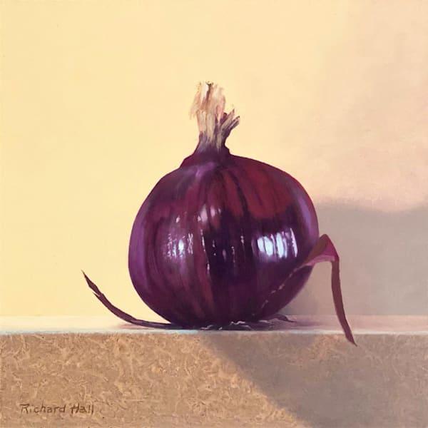 Red Onion Art | Richard Hall Fine Art