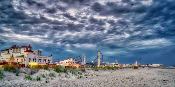 Summer Nights Photography Art | Soaring Whales Photography LLC
