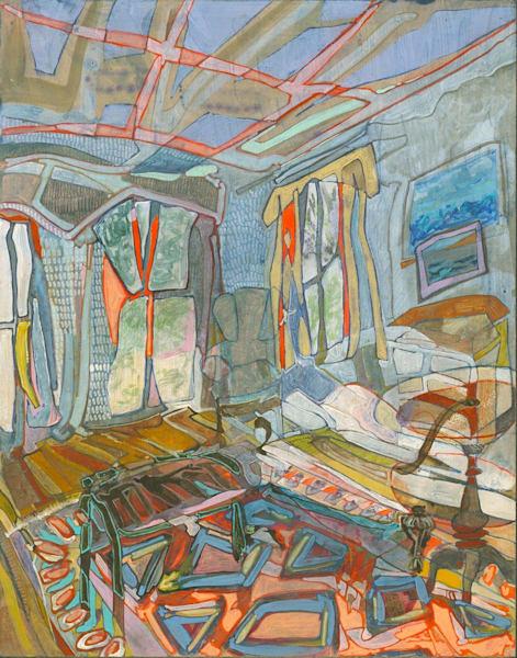 32 South Street, No. 202 Art   Erika Stearly, American Artist