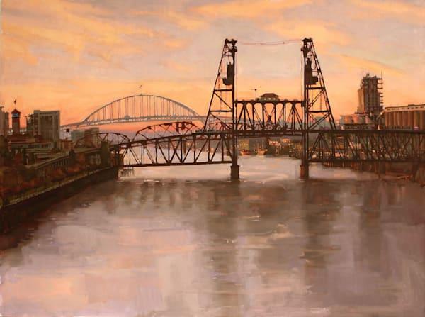 Over The River Art | Diehl Fine Art