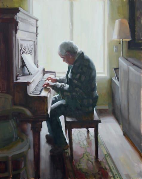 Piano Man Art | Diehl Fine Art