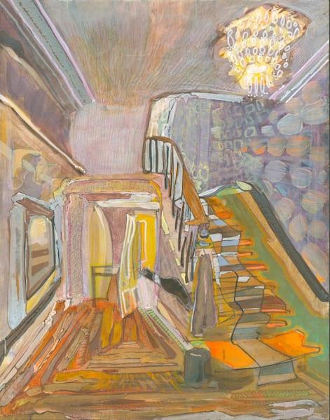 Parade Street, Nova Scotia No. 201 /// Sold Art   Erika Stearly, American Artist