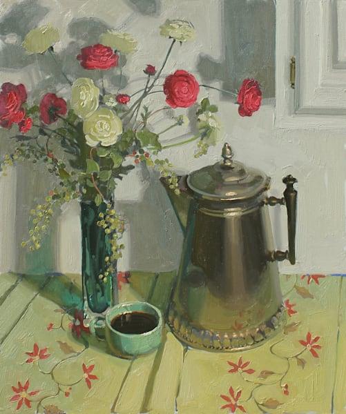 The First Cup Art | Diehl Fine Art