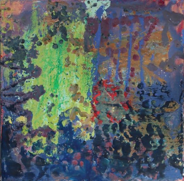 Purple Rain Art | Ginny Krueger